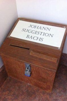 Bachs...