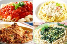 9 recipes for pasta sauce Awesome tasty!- 9 recipes for pasta sauce Awesome tasty! Russian Recipes, Italian Recipes, Food Photo, Pasta Recipes, Recipies, Spaghetti, Food And Drink, Pizza, Tasty