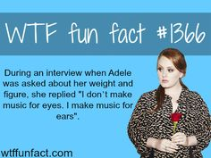 Adele weight and figure MORE OF WTF FUN facts...