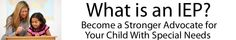 special education info for parents and teachers, including FBAs/BIPs