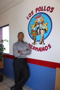 Breaking Bad- Gus Fring was named as one of the top 10 TV villains of all time!