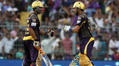 KKR's 'Batman' Robin Takes the Team into the Playoffs