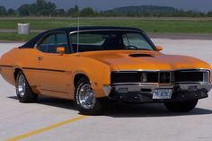 1970 Mercury Cyclone Spoiler Maintenance/restoration of old/vintage vehicles: the material for new cogs/casters/gears/pads could be cast polyamide which I (Cast polyamide) can produce. My contact: tatjana.alic@windowslive.com