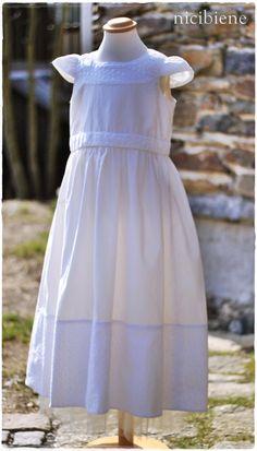 Kleid zur Kommunion Ottobre 3/2008