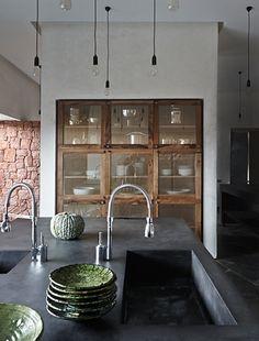 Studio KO - Villa E - Marrakech - ©Dan Glaser > Kitchen