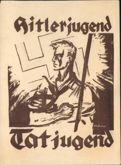 "German  WW2  ""Hitler youth"""
