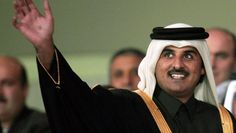 Qatar's Emir Tamim Bin Hamad Al Thani. Emir of Qatar Denies Allegations of Financing Islamic State Militants