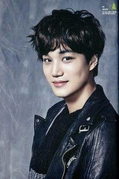 EXO | EXO-K | Kim Jong In ❤ (kai) | EXO 2015 Season's Greetings [scans] | Chinese Version | Facebook