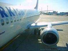 Turkish Airlines B737-400