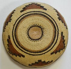 Native American Hat HUPA Area Hat Circa 1900's 7 1 4"