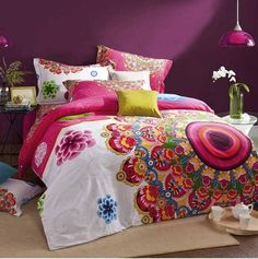 Technics: Sanding Weight: 3.6 KG Application Size: 1.8m (6 feet),1.5m (5 feet) Grade: Quality Type: Sheet, Pillowcase & Duvet Cover Sets Thread Count: 400TC Brand Name: SexeMara Fabric Count: 40 Style: Pastoral Quantity: 4 pcs Color Fastness (Grade): National Standards Filling: None Model Number: MM-001 Material: 100% Cotton Fabric Density: 133X72 Pattern: Printed Pattern Type: Geometric Use: Home Place of Origin: China Printing Technology: Reactive Printing Use: Home, Hotel, Wedding…