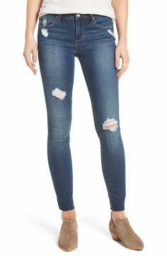 db3a6d8c61e Main Image - Articles of Society Sarah Skinny Jeans (Vintage) Articles Of  Society Jeans
