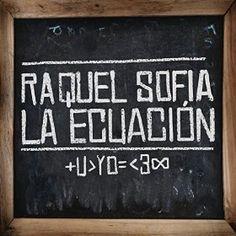 """A bilingual artist that sings in English, Spanish and Portuguese! Check out Raquel Sofia's new single """"La Ecuacion"""" http://smarturl.it/EcuacionRaquelSofia"""