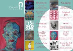 Here is our #exhibition schedule for the rest of the year Cupola Gallery Get those dates in your diary! #sheffieldissuper #art #Sheffield
