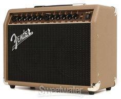 Fender Acoustasonic 40 - 40-watt Acoustic Amp image 5