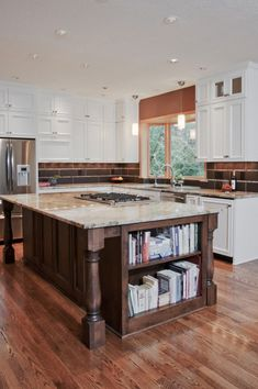 34 Creative Kitchen Islands With Stove Top Makeover Ideas https://www.onechitecture.com/2017/10/22/34-creative-kitchen-islands-stove-top-makeover-ideas/
