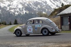 Volkswagen Beetle - first car was a '72 super beetle. Will always love VW