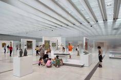 Musée du Louvre - Lens by SANAA