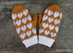 Fun Projects, Diy And Crafts, Gloves, Knitting, Sewing, Pattern, Crocheting, Chrochet, Needlework