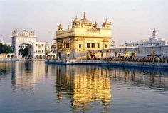 Amritsar Golden temple - place worth visit