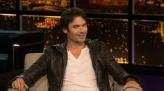 Ian on Chelsea Lately talking about Fifty Shades