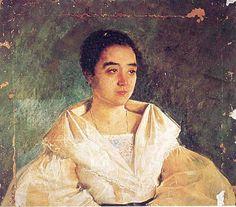 Detail of Juan Luna's Bulakenya Filipino Art, Filipino Culture, 20th Century Painters, Jose Rizal, Fleet Of Ships, Philippine Art, Filipiniana, Aesthetic Art, Handsome Boys