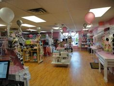 The Adorable Child in Farragut, TN - this is a great store because it has all kinds of cute new things/custom things, but also has an area for consignment items.  AWESOME idea to have all this in one store.