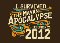 I survived t-shirts.