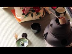 Camellia - Japanese Tea Ceremony in Kyoto