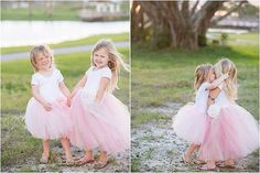 Sweet Flower Girl TuTusize 78. CUSTOM COLOR tutu by TuTuCuteBaby