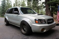 FLARES - Aggressive wheel Foresters? (merged thread) - Page 275 - Subaru Forester Owners Forum