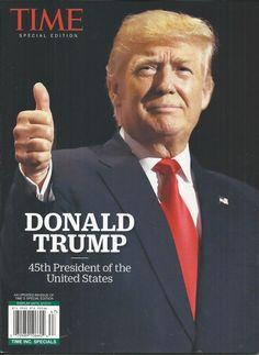 Time magazine Donald Trump election Deal maker Success secrets Apprentice Saga