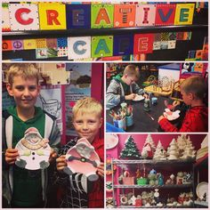 "Looking for some artistic fun with the kids on a cool rainy day? Check out Creative Cafe where kids of all ages can paint special gifts for those ""hard to buy for"" people on your shopping list! #creativecafe #getoutandplay #visitbarrie #barrie #ceramics #paintyourown tourismbarrie's photo on Instagram"