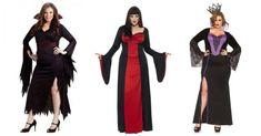 Stort udvalg i Halloween udklædning i store størrelser!