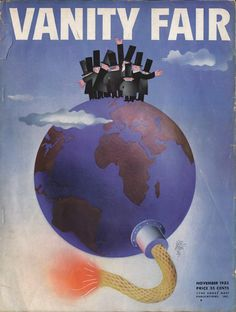 Vanity Fair - November 1933, Paolo Garretto,