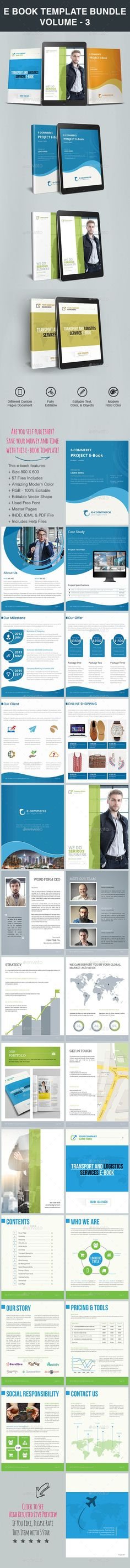 620 Best e-Publishing Templates images in 2019 | Booklet