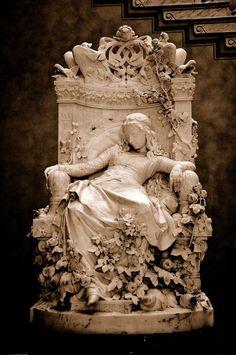 """""""Sleeping Beauty"""" by Louis Sußmann"""