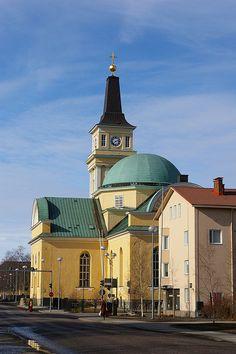 Oulu Dom - Northern Ostrobothnia - Pohjois-Pohjanmaa - Norra Österbotten