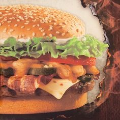 Secret Copycat Restaurant Recipes – Burger King Whopper and Angry Whopper Sauce Recipes