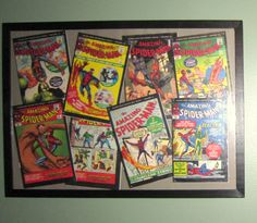 1000 images about comic framing on pinterest comic art for Ikea comic book