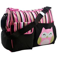 Cute Owl Diaper Bags For S