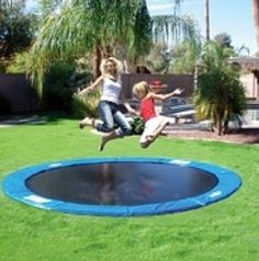 #Awesome Invention. You could have an under ground pool and have this as your cover