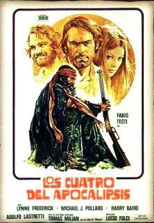 Los Cuatro del Apocalipsis (1975) Español | DESCARGA CINE CLASICO 1975, Baseball Cards, Movies, Movie Posters, The Godfather, Apocalypse, Films, Film Poster, Cinema