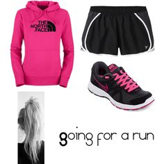 Running outfit!!! Love it <3