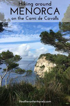 Read about walking in Menorca on the Cami de Cavalls