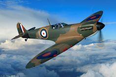 Christie-s World War II Spitfire Plane Auction - artnet News Spitfire Supermarine, Ww2 Spitfire, Mk1, Fighter Aircraft, Fighter Jets, The Spitfires, Ww2 Planes, Battle Of Britain, Military Aircraft