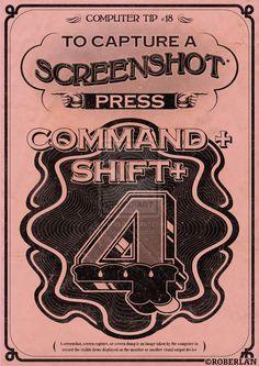 Screenshot Computer Tip by roberlan.deviantart.com