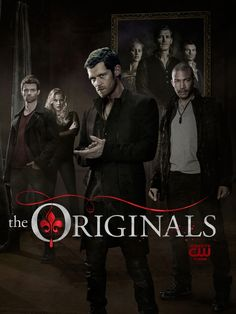 The Originals (2013-present). CW. Starring Joseph Morgan, Daniel Gillies, Phoebe Tonkin, Charles Michael Davis, and Claire Holt.