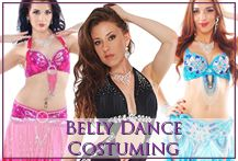 Gorgeous belly dance costumes to enhance your dance!  http://www.bellydance.com/Belly-Dance-Costumes_c_68.html