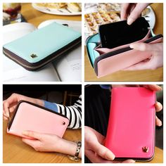 Perfect accessory for On-the-go! Add your phone or iPod and of course your essentials (credit cards